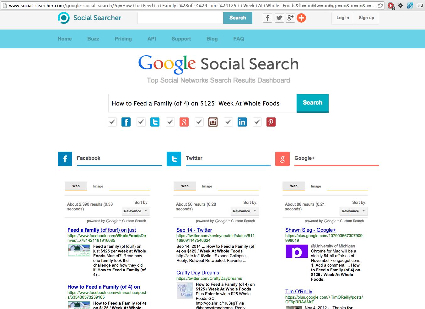 social-searcher-listener