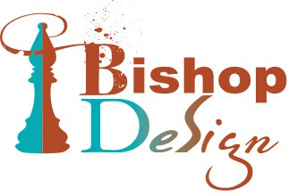 new Bishop Design logo sneak preview