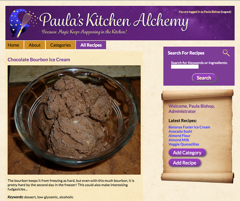 paulaskitchenalchemy.com preview